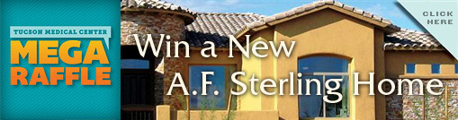Win a New A.F. Sterling Home